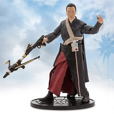 Chirrut Îmwe Elite Series Die Cast Action Figure - 6 1/2'' - Rogue One: A Star Wars Story