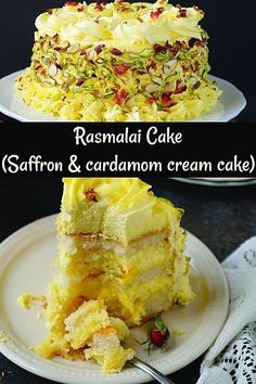 Rasmalai cake | Eggl