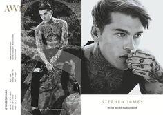 Stephen James @stephen_james_hendry Instagram