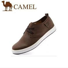 2013 spring and summer new camel men's  Hiking Shoes breathable casual shoes genuine leather men sandals light and comfortable