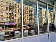 Frederick Cafe Bistro in Harlem is open, stop by for a fresh cup of coffee