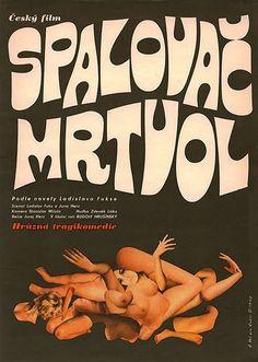 Czech Film Poster.