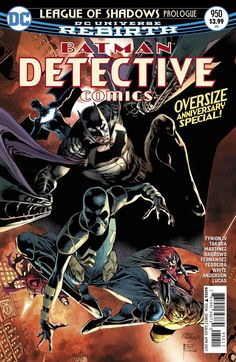 Detective Comics #950 has a lot to recommend about it, feeling like an issue worthy of a milestone like this. If you're a fan of Cassandra Cain, Azrael and Batwing or want to know where Detective Comics is headed in the future then this issue should make a great addition to your weekly comics haul.  Adriano Lucas, Alvaro Martinez, azrael, batman, Batwing, Brad Anderson, DC Comics, Detective Comics, Eber Ferreira, Eddy Barrows, James Tynion IV, Milo Milton-Jefferies, Raul Fe