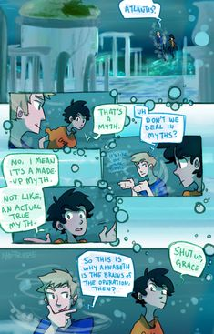 Percy & Jason | Blood of Olympus | Heroes of Olympus