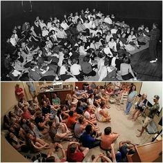 Young Life, cramming people in rooms since 1941!
