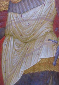 Byzantine Icons, Byzantine Art, Saints And Soldiers, Icon Clothing, Paint Icon, Creativity Exercises, Best Icons, Orthodox Icons, Art Tutorials