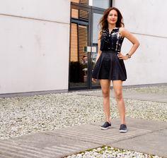 Sophisticated friday -Fashionista Anna-Radha GhirawAnna Radha