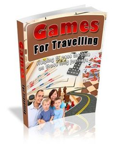 The Perfect Travel Games Plr Ebook - Download at: http://www.exclusiveniches.com/the-perfect-travel-games-plr-ebook.html