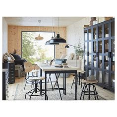 Check out our home office design ideas to help you get inspired. We feature a variety of home offices in different styles so you can get ideas for design, organization and home office layouts. Work Chair, Work Desk, Home Office Furniture, Furniture Ideas, Furniture Storage, Ikea Furniture, Home Office Design, Table Desk, Swivel Chair