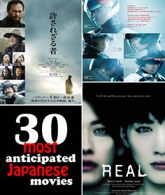 30 Most Anticipated Japanese Movies - Young Actors Edition