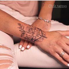 Arm Tattoo Great Ideas Cuff tattoo, wrist tattoos for women, tat . - Arm Tattoo Great Ideas Cuff Tattoo, Wrist Tattoos For Women, Tattoo Bracelet – Arm Tattoo Big Ide - Body Art Tattoos, New Tattoos, Small Tattoos, Sleeve Tattoos, Tatoos, Forearm Tattoos, Girly Tattoos, Tattoo Life, Tattoo Shop