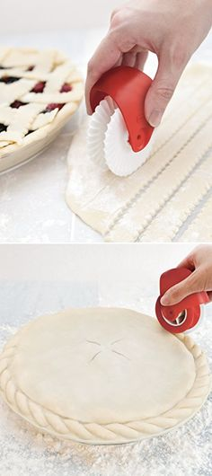 Pie Crust decorator-