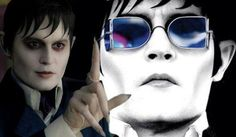 First Snippets of Footage for Johnny Depp's DARK SHADOWS!