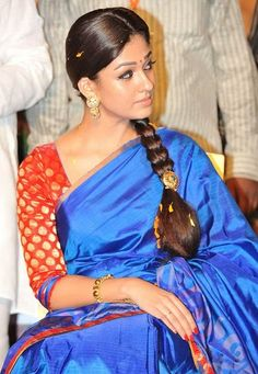 Nayanthara Beautiful in Saree.. #Nayanthara #FoundPix #TamilActress
