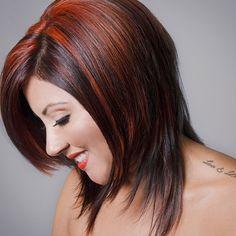 Radio & TV Personality, RAQ-C! Hair by @Susie Rojas