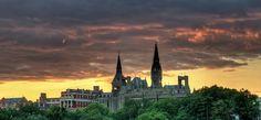 Georgetown Skyline - Washington, DC - Dmitrii Lezine