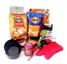 Tostitos Father's Day Contest: Win Ultimate Nacho Kit