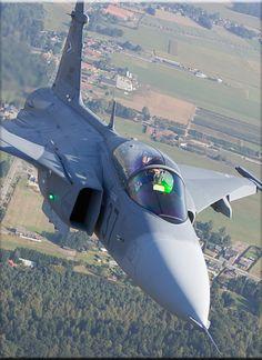 Saab JAS-39 Gripen - Sanicole Airshow 2009