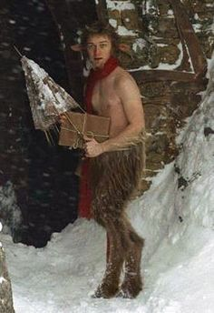 Mr.Tumnus was probably my favorite character in that movie...because he was brave enough to defy the white witch's orders