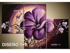 Cuadros Diseño 1+1 Acrylic Canvas, Canvas Art, Violin Art, Office Paint, Acrylic Painting Flowers, Miguel Angel, Resin Art, Flower Art, Art Pieces