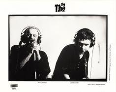 The The :: Matt Johnson & Johnny Marr