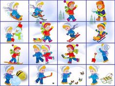 Poczta You are in the right place about Winter Sports Preschool math Here we offer you the most beautiful pictures about the Winter Sports Preschool cra