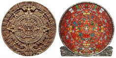 Dark Roasted Blend: Stunning Art of Ancient Calendars