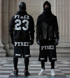 93a012c9698a8 Pyrex Shorts Mens Fashion Blog, Hip Hop Fashion, Fashion Killa, Fashion  Outfits,