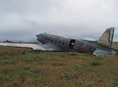 old airplane