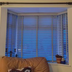 Another windy day another window bay fitted with wooden venetians. Another happy customer for DMB. Do you have a bay window and are not sure what your options are well for a free quote or nore info visit Roman Blinds, Curtains With Blinds, Fakro Blinds, Perfect Fit Blinds, Fitted Blinds, Windows Me, British Standards, Roller Blinds, Bay Window