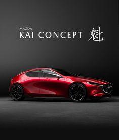 【MAZDA】マツダ魁 CONCEPT|展示車両・技術|第45回東京モーターショー2017
