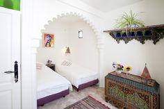 Kasbah Rose - Room 4 | Twin/Double room