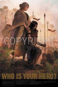Real Hero - Mothers of Stripling Warriors