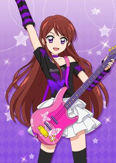 """Rock Style""  Ran Shibuki"