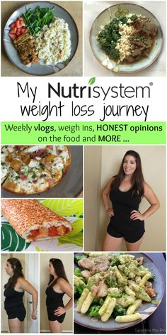 My Nutrisystem Weight Loss Journey : @nutrisystem #NSNation