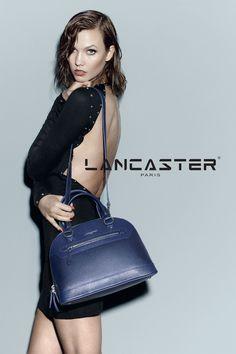 Lancaster Paris Fall 2014 Campaign Model: Karlie Kloss Photographer: Guy Aroch