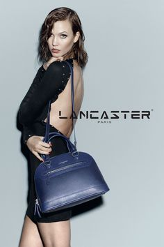 Lancaster Paris Fall 2014 Campaign Model: Karlie Kloss Photographer: Guy Aroch