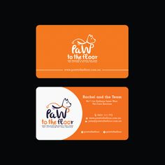 Hire freelance -Successful dog walking business needs modern pet loving logo by 99artifex