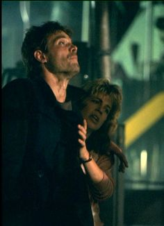 Kyle Reese & Sarah Connor