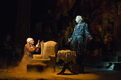 christmas carol high school set design theater - Google Search