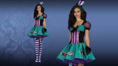 Gallery For > Girl Mad Hatter Costume Makeup
