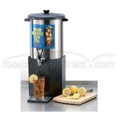 Stainless Steel TB Series Iced Tea Dispenser by Cecilware. $142.42. Cecilware Stainless Steel TB Series Iced Tea Dispenser, 12.5 x 16.75 x 20 inch -- 1 each.