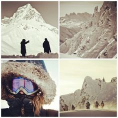 Tirol with Lipstick Productions girls #snowboarding Image by www.raggieleonora.com #FstopGear #EleonoraRaggiPhotography