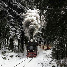 Hartz Mountains, Germany