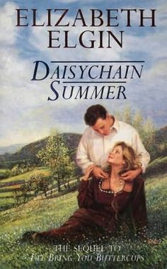 Daisychain Summer - Elizabeth Elgin. (second book in the Suttons of Yorkshire series)