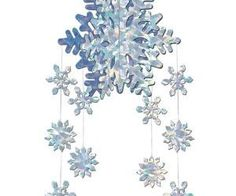 Snowflake Party Accessory