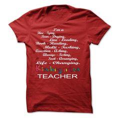 Kindergarten Teacher T-Shirts, Hoodies. CHECK PRICE ==►…