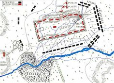 Battle of Kabul; map by John Fawkes Military Tactics, Train Layouts, Military History, Revolutionaries, Battle, War, How To Plan, British Colonial, Fossils