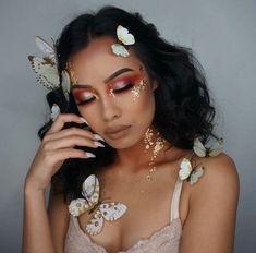 Image about makeup in 𝐦𝐚𝐤𝐞-𝐮𝐩 𝐥𝐨𝐨𝐤𝐬. Makeup Goals, Makeup Inspo, Makeup Art, Makeup Inspiration, Makeup Tips, Beauty Makeup, Eye Makeup, Glam Makeup, Makeup Ideas