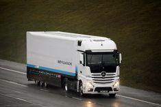 Maisie Williams, Mercedes Truck, Motorhome, Transportation, Trucks, F1, Truck, Rv, Motor Homes